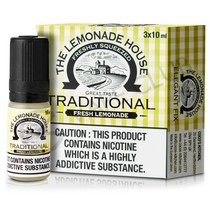 Traditional eLiquid by The Lemonade House