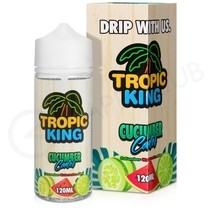 Cucumber Cooler Shortfill by Tropic King 100ml