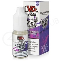 Tropical Berry Chew Nic Salt E-Liquid by IVG