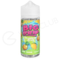 Tropical Fruit Shortfill E-Liquid by Big Drip 100ml