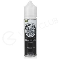 Tropical Ice Shortfill E-Liquid by Due North 50ml