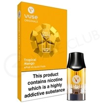 Tropical Mango Nic Salt ePod Prefilled Pod by Vuse