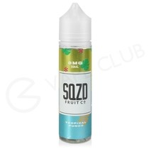 Tropical Punch Shortfill E-Liquid by SQZD 50ml
