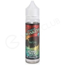 Tropika Shortfill E-liquid by Twelve Monkeys 50ml
