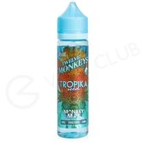 Tropika Iced 50ml Shortfill E-liquid by Twelve Monkeys E-Liquid