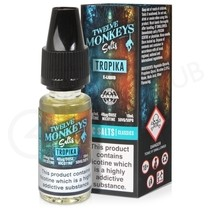 Tropika Nic Salt E-Liquid by Twelve Monkeys