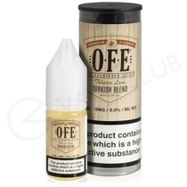 Turkish Blend Tobacco Lane E-Liquid by OFE