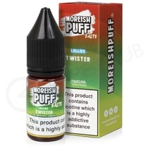 Twister Lollies Nic Salt E-Liquid by Moreish Puff