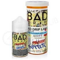 Ugly Butter Shortfill E-Liquid by Bad Drip Labs 50ml