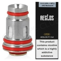 Uwell Aeglos P1 Replacement Coils