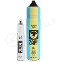 Vanilla Cola Shortfill E-liquid by Zap Juice 50ml