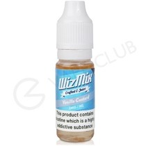 Vanilla Custard E-Liquid by Wizmix