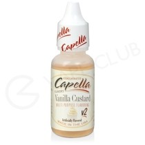 Vanilla Custard V2 Flavour Concentrate by Capella