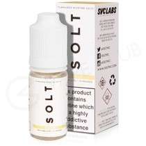 Vanilla Nic Salt E-Liquid by Solt