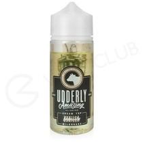 Vanilla Milkshake Shortfill E-Liquid by Udderly Amazing 100ml