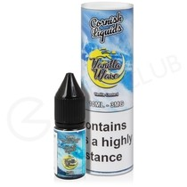 Vanilla Wave eLiquid By Cornish Liquids