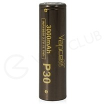 Vapcell P30 18650 Rechargeable Vape Battery (3000mAh 20A)