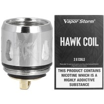 Vapor Storm Hawk Replacement Vape Coils