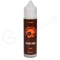 Vulture Punch Shortfill by Button Junkie 50ml