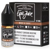 Wake 'N' Vape E-Liquid By Epic Juice
