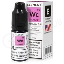 Watermelon Chill E-Liquid by Element 50/50
