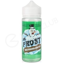 Watermelon Ice eLiquid by Dr Frost 100ml Short Fill