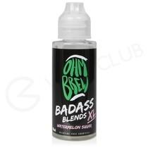 Watermelon Sugar Shortfill E-Liquid by Ohm Brew Badass Blends XL 100ml