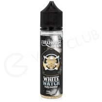 White Watch Shortfill E-liquid by Firehouse Vape 50ml