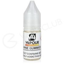 Wine Gummies E-Liquid by V4 Vapour