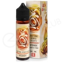 Yatsuhashi Shortfill E-Liquid by Koi 50ml