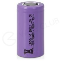 YDL 18350 Rechargeable Vape Battery (1100mAh 10A)