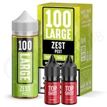 Zest Pest Shortfill E-Liquid by 100 Large 100ml