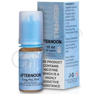 Afternoon E-Liquid by The Essentials