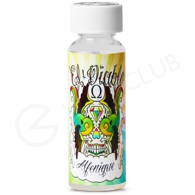 Alfenique High VG Shortfill E-Liquid By El Diablo 50ml