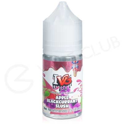 Apple Blackcurrant Slush Flavour Concentrate by IVG