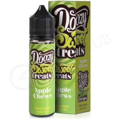 Apple Chews eLiquid by Doozy Vape Co Sweet Treats 50ml