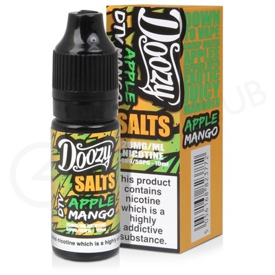 Apple Mango Nic Salt E-liquid by Doozy Salts