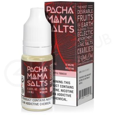 Apple Tobacco Nic Salt E-Liquid by Pacha Mama