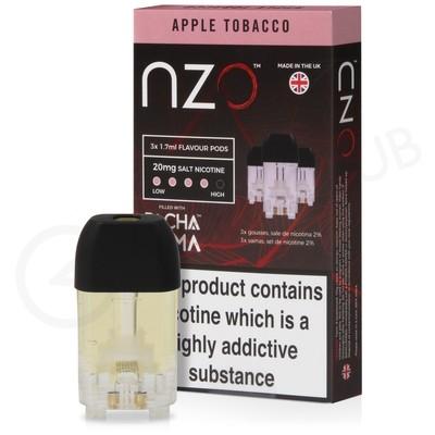 Apple Tobacco Prefilled Pod by NZO
