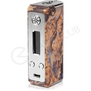 Asmodus Silvanusa 70W Mod - Natural Wood