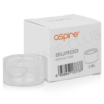 Aspire Guroo Replacement Glass