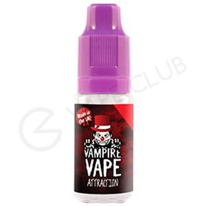 Attraction E-Liquid by Vampire Vape