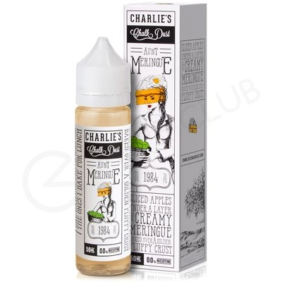 Aunt Meringue eLiquid by Mr Meringue 50ml