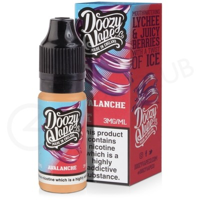 Avalanche eLiquid by Doozy Vape Co.