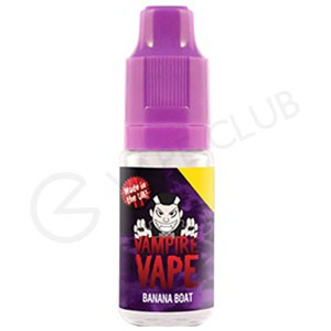 Banana E-Liquid by Vampire Vape