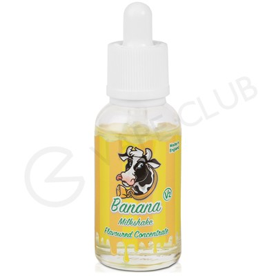 Banana Milkshake V2 Concentrate by Eco Vape