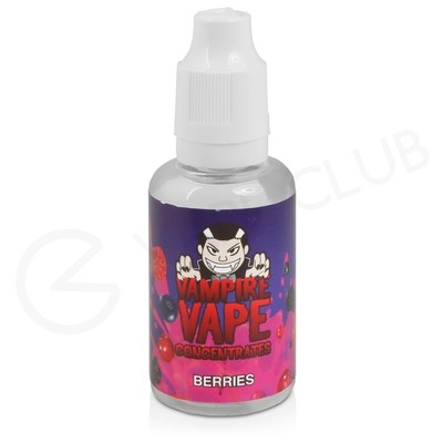 Berries Flavour Concentrate by Vampire Vape