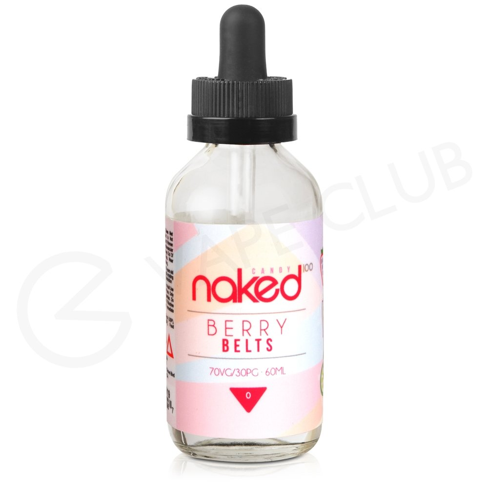 Berry Belts eLiquid by Naked 100 50ml