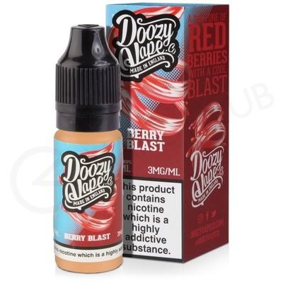Berry Blast E-Liquid by Doozy Vape Co.