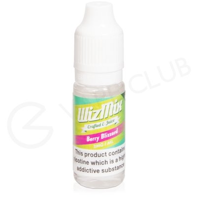 Berry Blizzard eLiquid by Wizmix